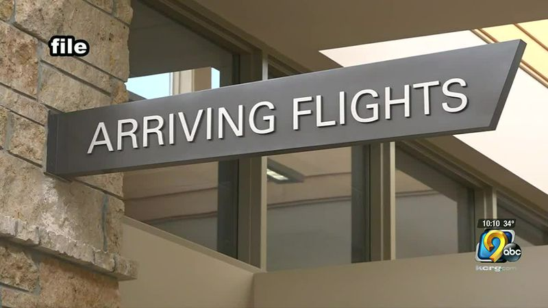 American Airlines reported 321 more passengers flew through the Dubuque Regional Airport in...