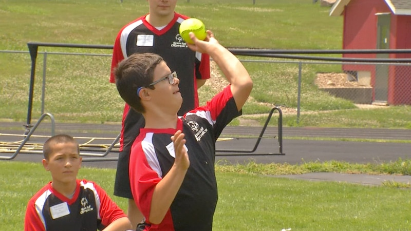 Special Olympics Iowa using Area Games to phase in in-person competitions