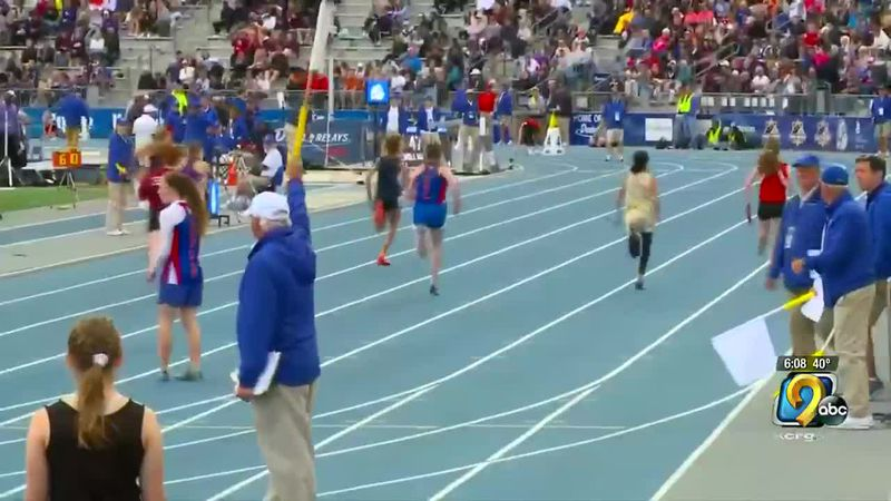 Tickets for the Drake Relays high school events sold out in a matter of minutes this week.
