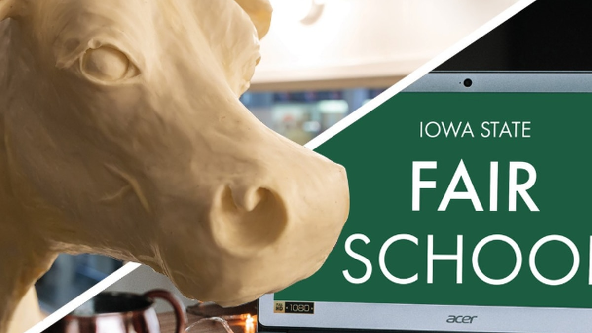 Iowa State Fair to offer butter sculpting class this month.