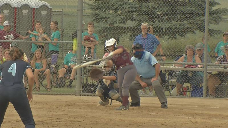North Linn hit five home runs in its 10-1 victory over Northeast.