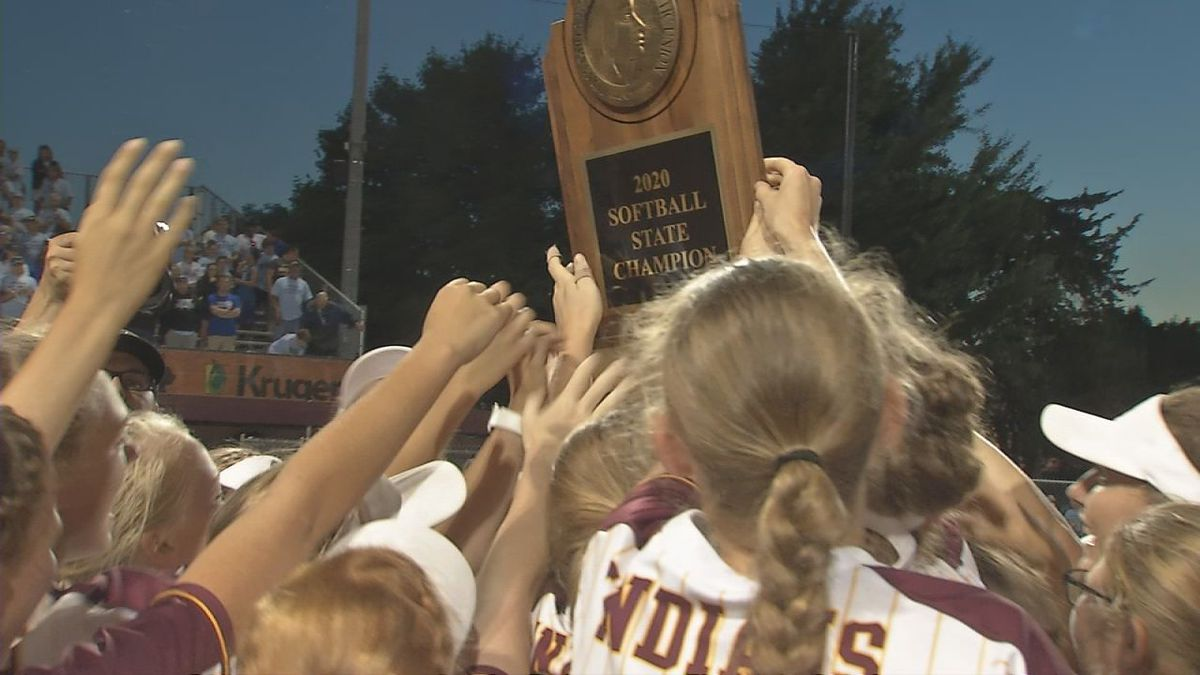Clarksville won its first state title in program history after beating Collins-Maxwell, 2-0.