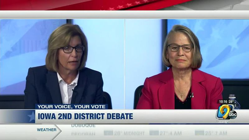 Hart to file challenge, contest Iowa's 2nd Congressional District Result