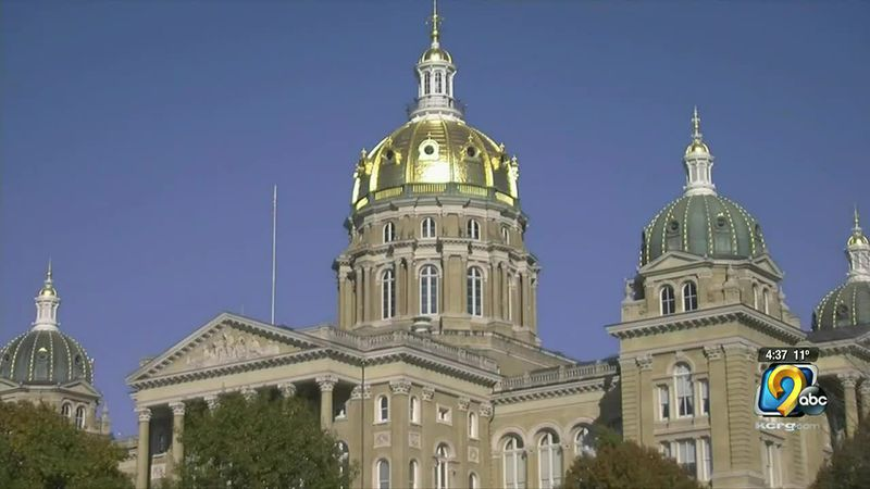 In a virtual press call Thursday, Iowa lawmakers spent time debating whether to create and...