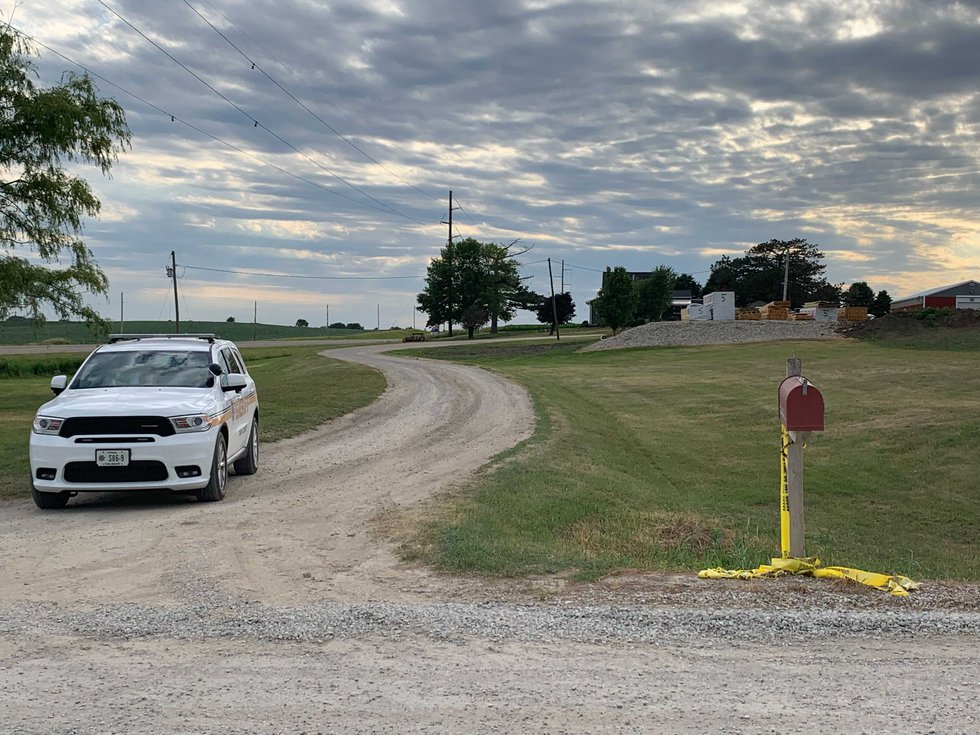 The Tama County Sheriff's Office and Iowa Division of Criminal Investigation are investigating...