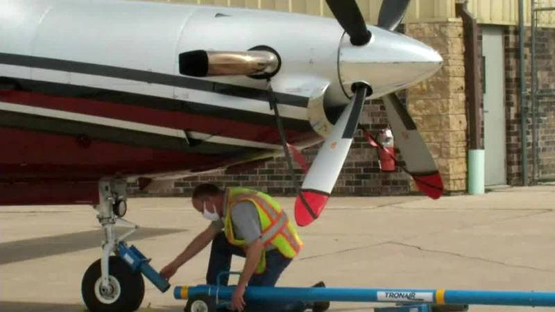 Experts in the aviation industry say most job openings are for pilots and mechanics.