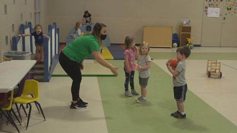 Some Eastern Iowa childcare providers say they are dealing with childcare crisis that is...