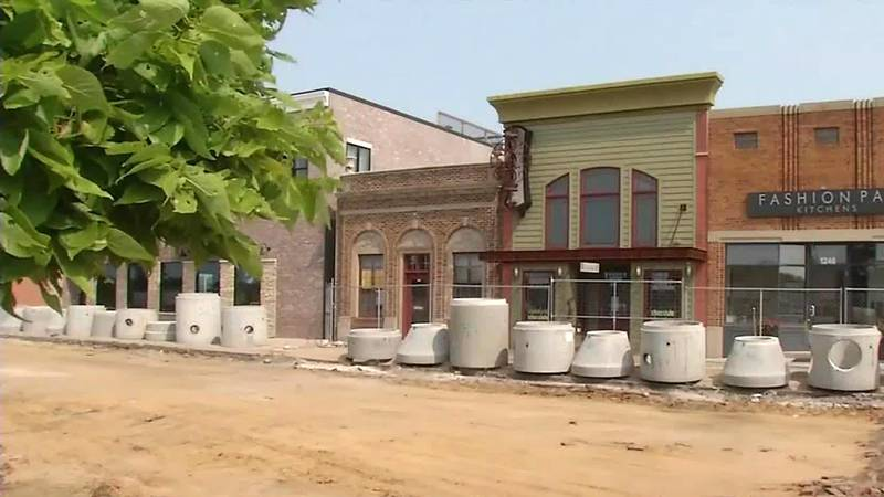 It's been a week since the Marion Seventh Streetscape project kicked off, coming with tighter...