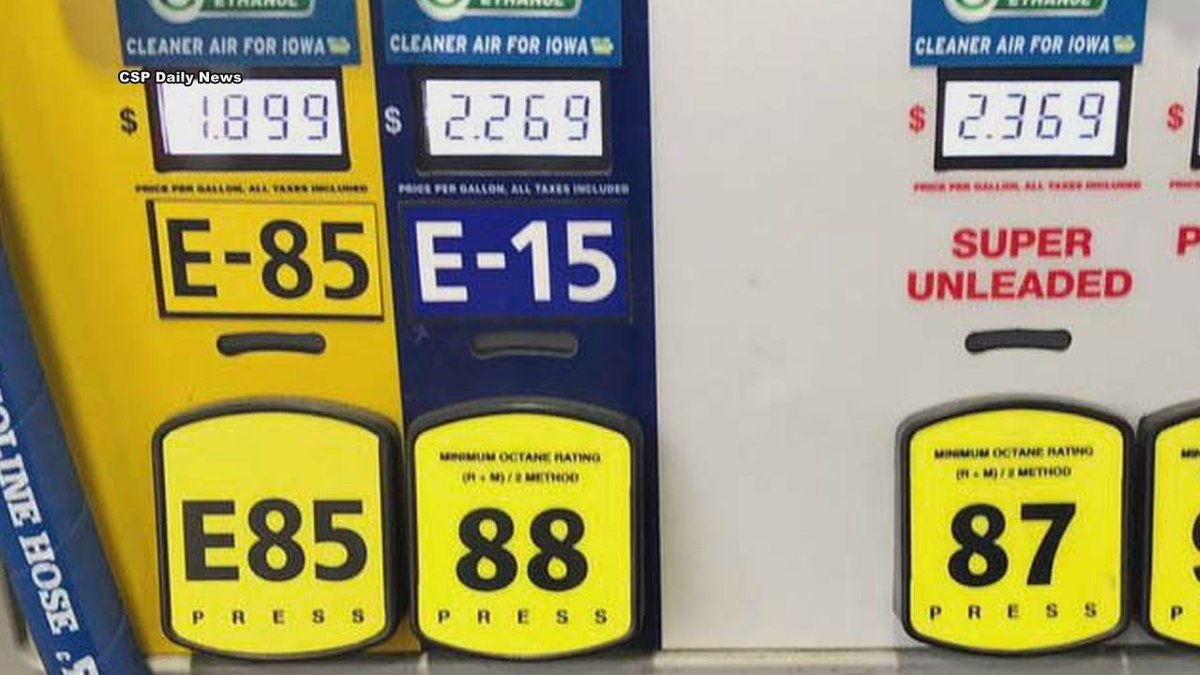 Growth Energy announced that summer sales of E15 – a fuel with 15 percent renewable...