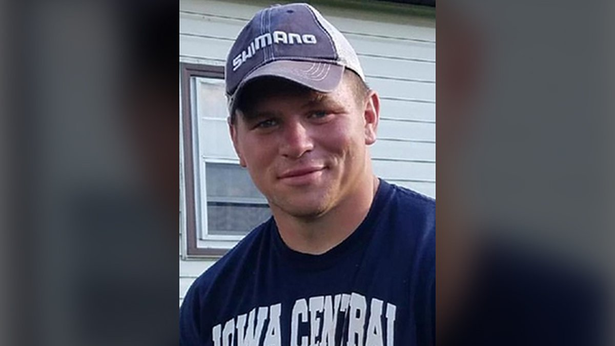 According to a Facebook post from the Dickinson County Sheriff's Office, Vincent Harvey, 24,...