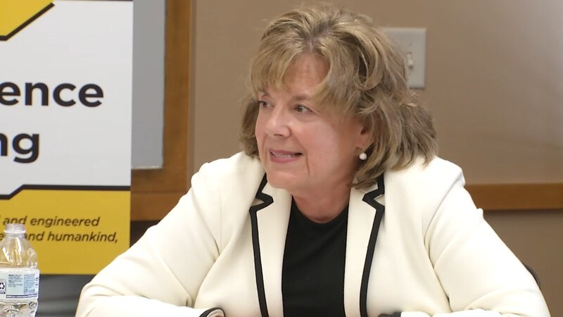 UI President Barb Wilson talks vaccination efforts and tuition increase