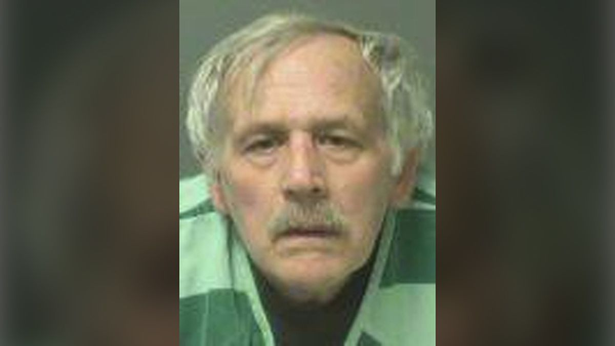 Prosecutors charged 65-year-old Dennis Carlson with animal neglect after they removed hundreds of cats, dead and alive from his Madrid home in June. (Courtesy image)