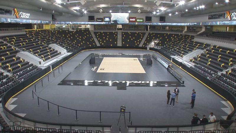 Xtream Arena announced on Thursday its adding a hockey team from the East Coast Hockey League.