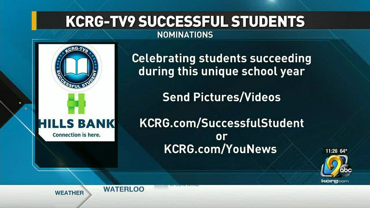 KCRG-TV9 Successful Students