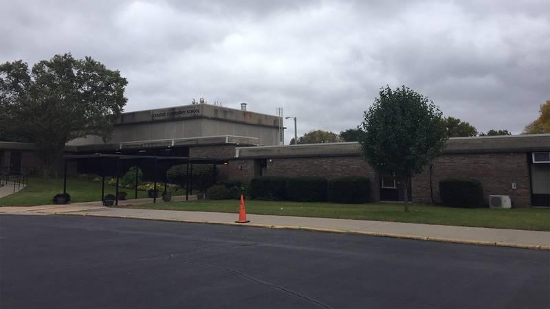 Coolidge Elementary School in Cedar Rapids is the first elementary school that will be rebuilt...