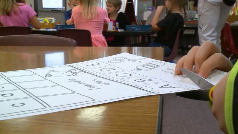 Nearly $775 million is allocated to pre-K through 12 schools in Iowa as part of the American...