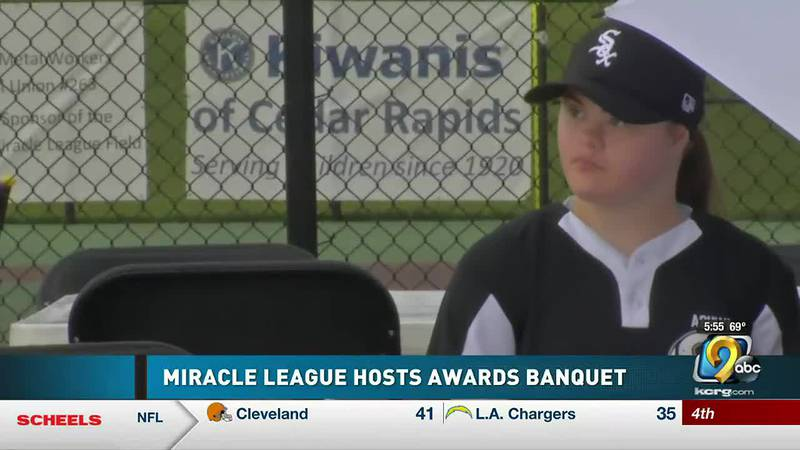 Kiwanis Miracle League hosts end of year banquet