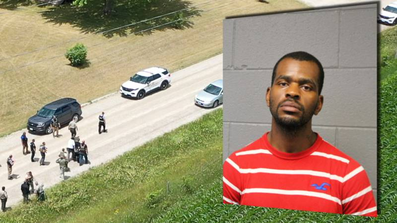 Documents: Coggon shooting suspect escaped while serving time, charged with robbery in past