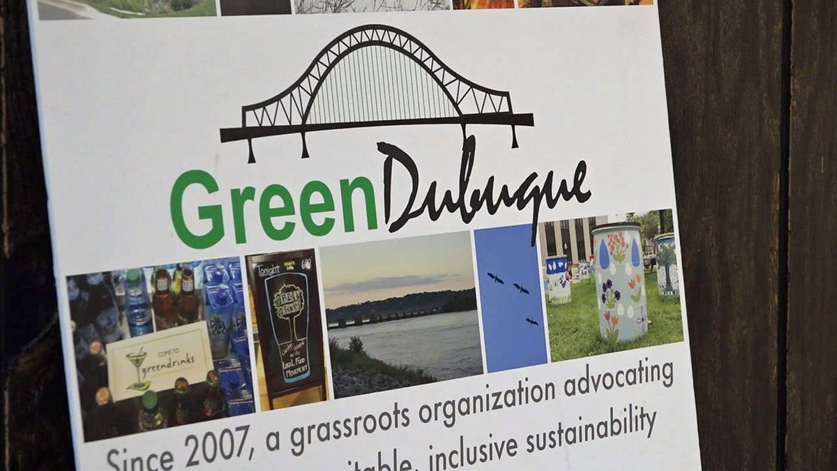 The City of Dubuque seeks input from youth voices as they prepare their Climate Action Plan for the city. (Maggie Wedlake/KCRG)