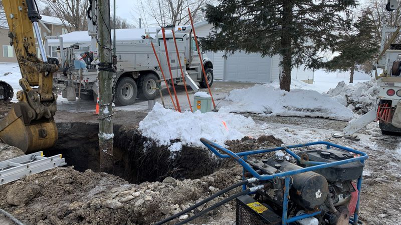 New Hartford city officials say a broken water main shut off water city wide early Tuesday and...
