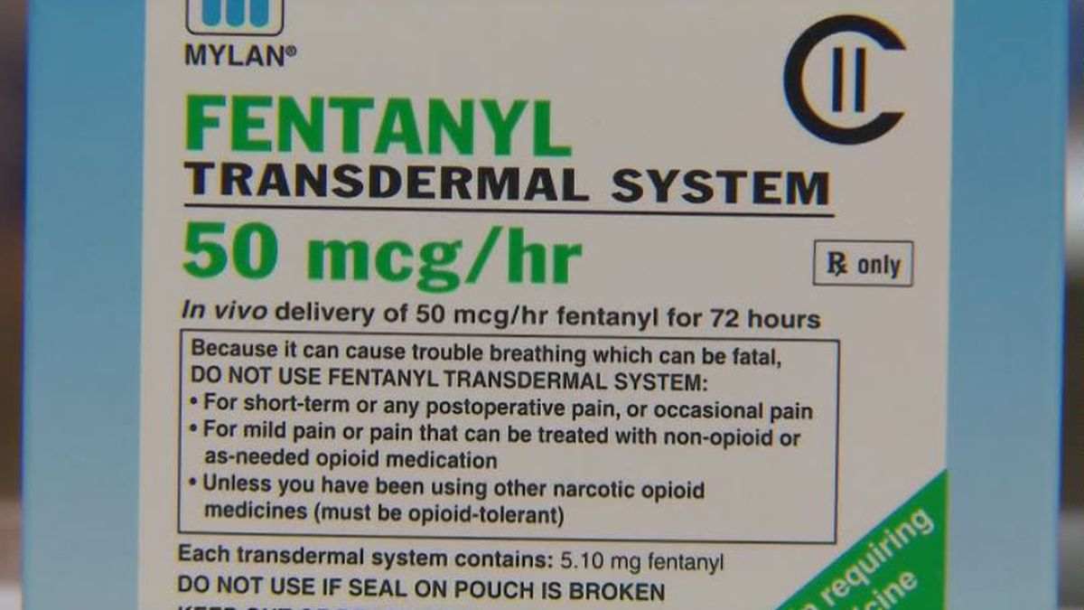The synthetic opioid fentanyl was linked to nearly 29 percent of all overdoses in 2016,...