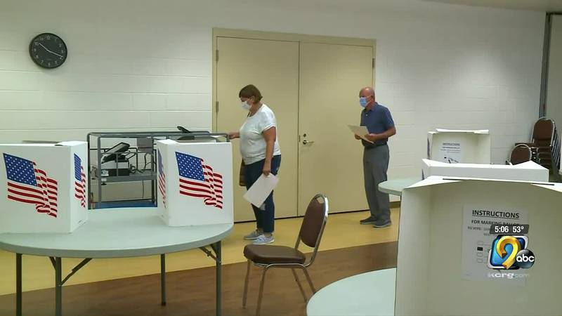 The November General Election is just around the corner, and early voting is now underway.