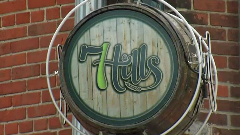The owner of 7 Hills Brewing Company posted on Facebook saying he believes the mask mandate is...