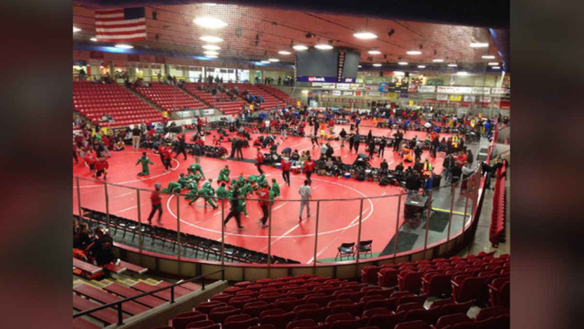 The 2020 Battle of Waterloo 32-team dual meet wrestling tournament has been canceled due to the...