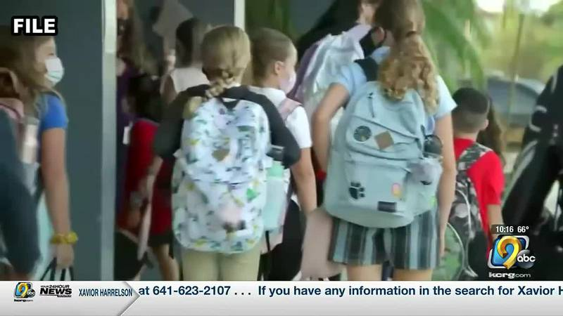 Some schools in Iowa are trying to teach students to respect someone else's choice to wear a...