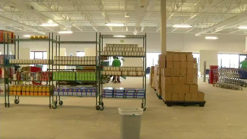 Iowa City food bank says need remains high