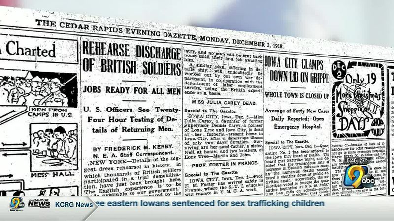 Christmas in 1918: Our first holiday pandemic