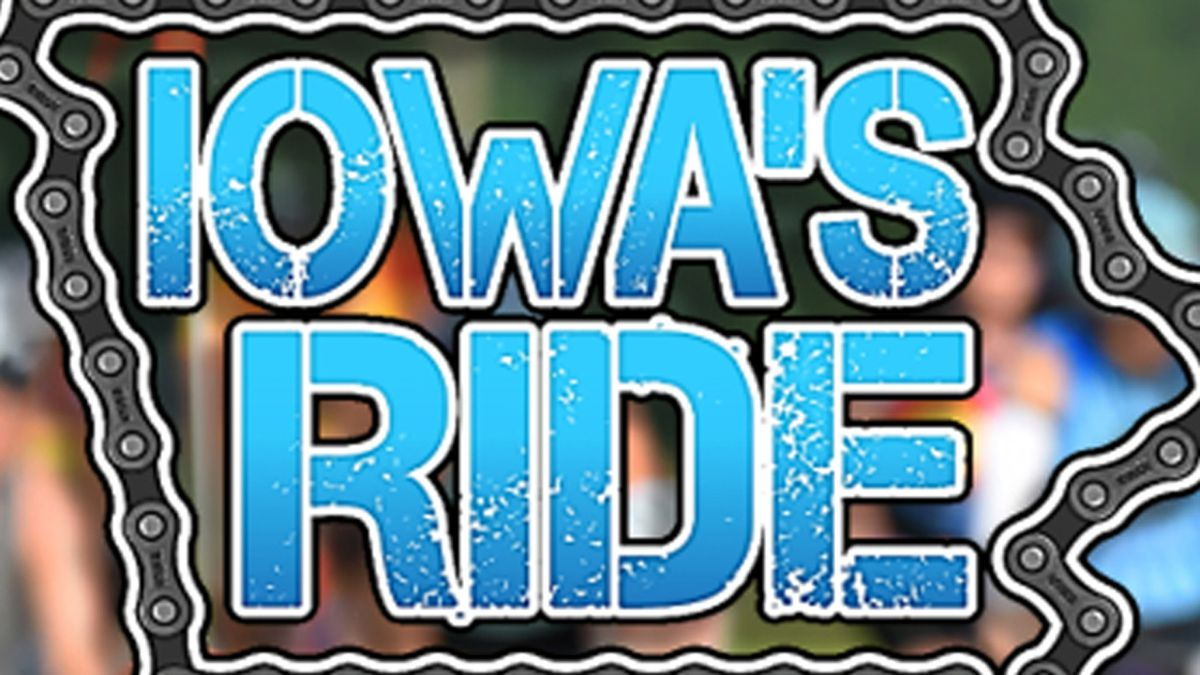 Logo for Iowa's Ride (Courtesy: Iowa's Ride)