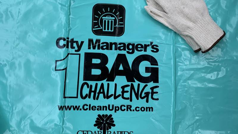 1-Bag Challenge sets new record for trash collected.