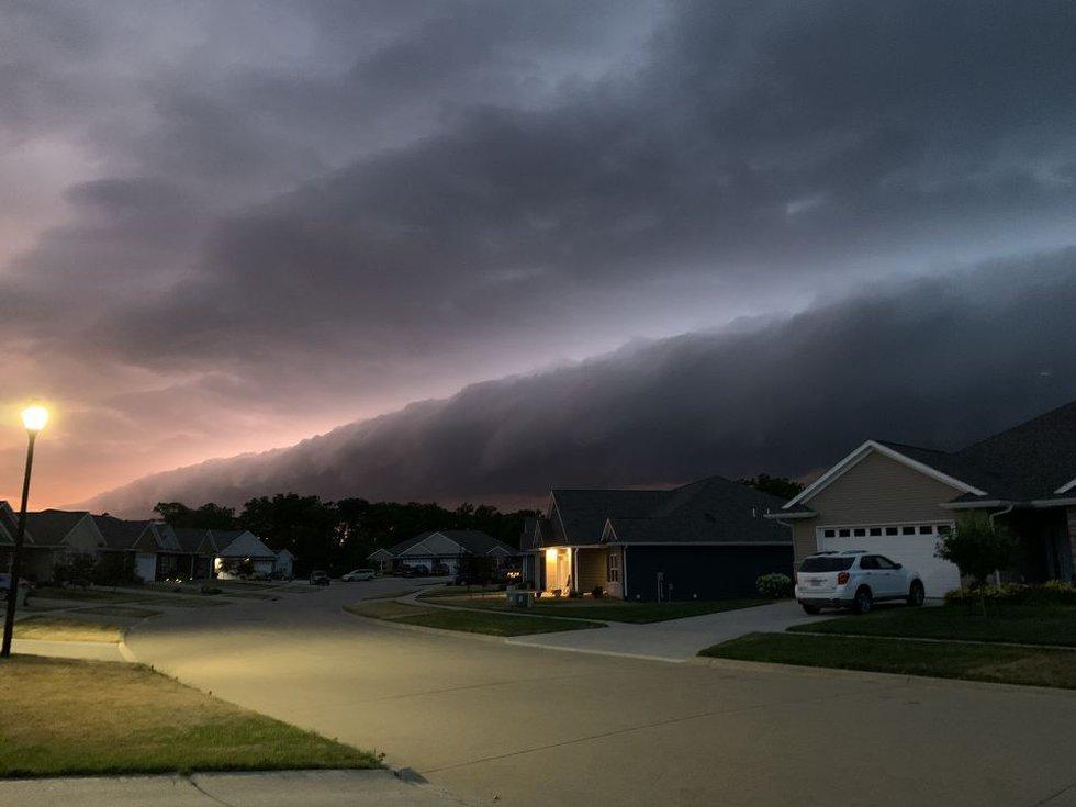 Solon, Iowa on Sunday, June 20, 2021.