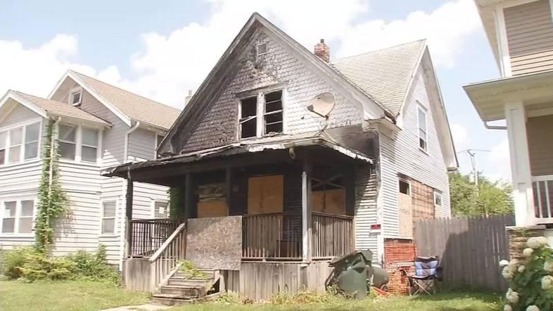 Non-profit refurbishes rundown properties in Cedar Rapids