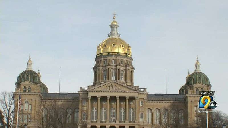 Iowa election bill heads to the Governor's desk