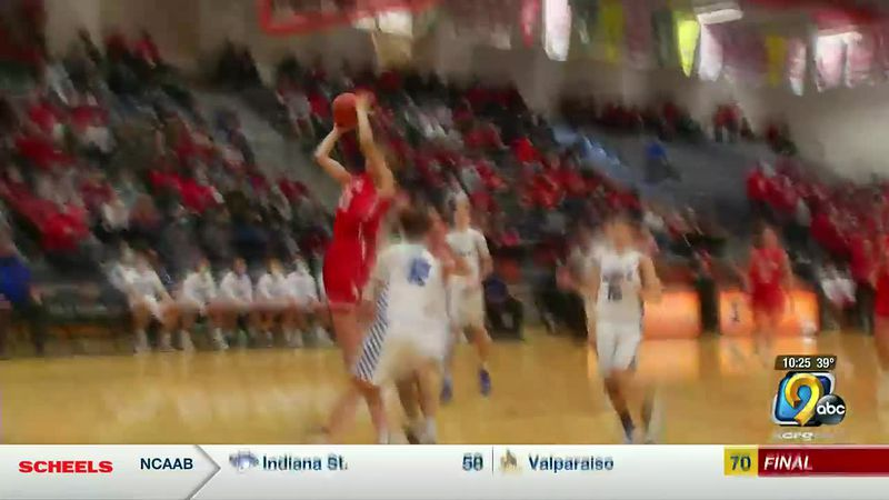 South Winn is headed to the state tournament for the first time since 1987 after defeating...