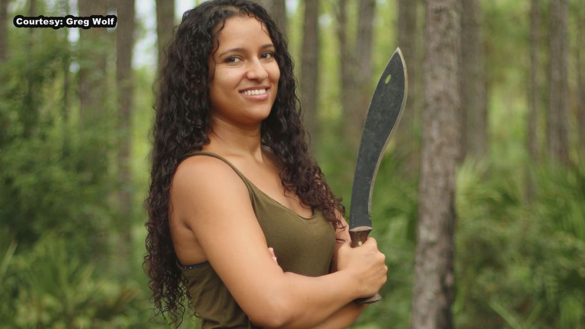 Local woman battles nature on Naked and Afraid - Houston