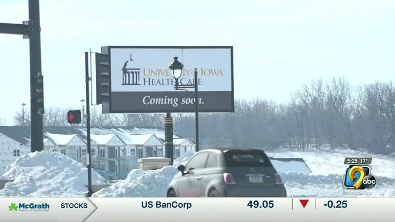Univ. of Iowa Hospitals will try again at proposal for $23 Million hospital in North Liberty