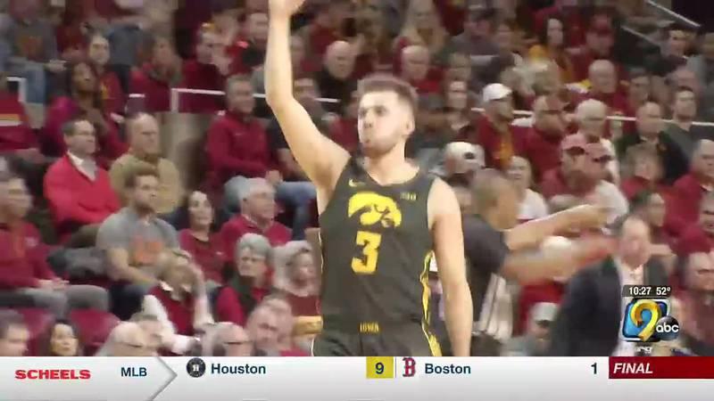Jordan Bohannon's legacy extends far beyond Iowa City and basketball