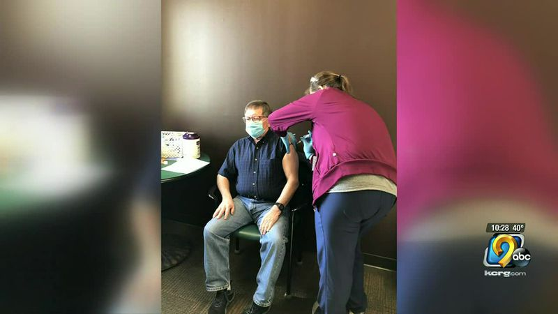 Second COVID-19 vaccine brings some people a sense of normalcy