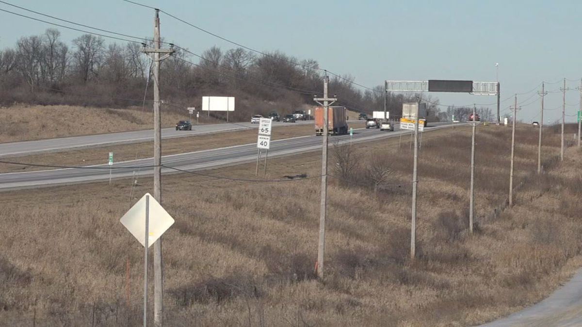Iowa's Department of Transportation will use 20 road message boards in the I-80/I-380 area to display travel times. (KCRG)