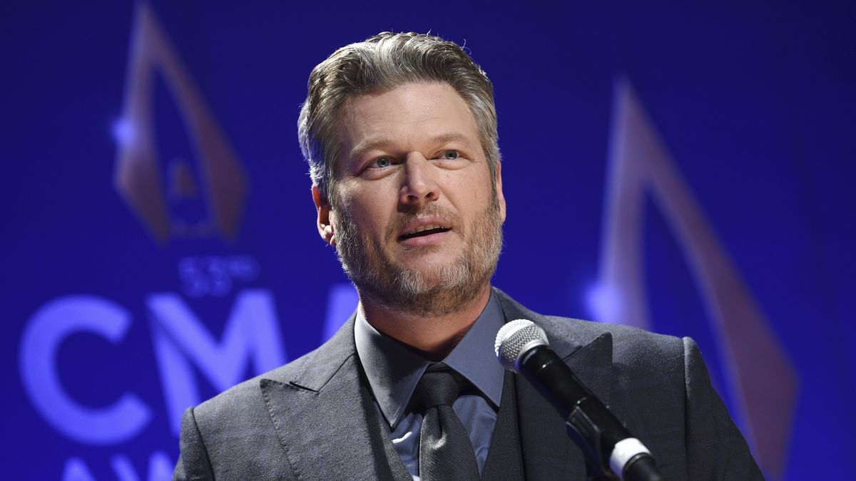 Blake Shelton to headline first 2021 Iowa State Fair concert