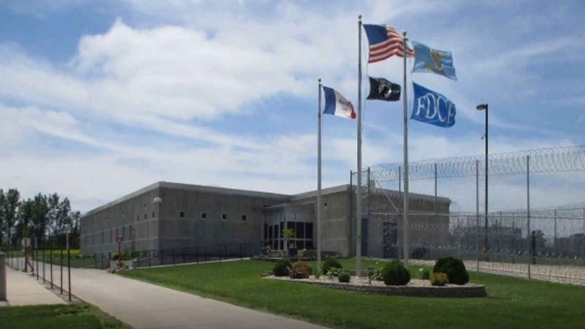 Fort Dodge Correctional Facility (Iowa Dept. of Corrections)