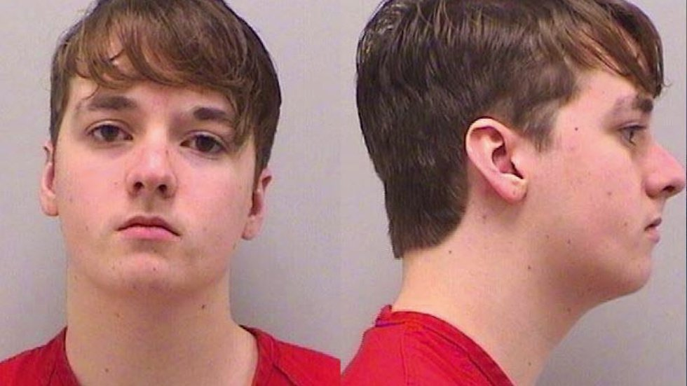 Devon Erickson, now 20, was sentenced to life in prison without parole for a 2019 shooting...