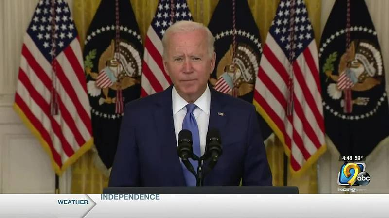 President Biden is shifting his focus to the economy.