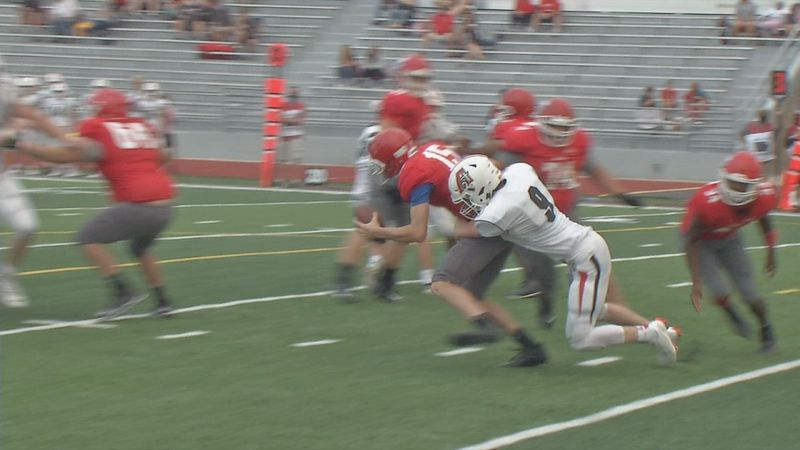 Cedar Rapids Washington was shutout for the second consecutive week after falling to Davenport...