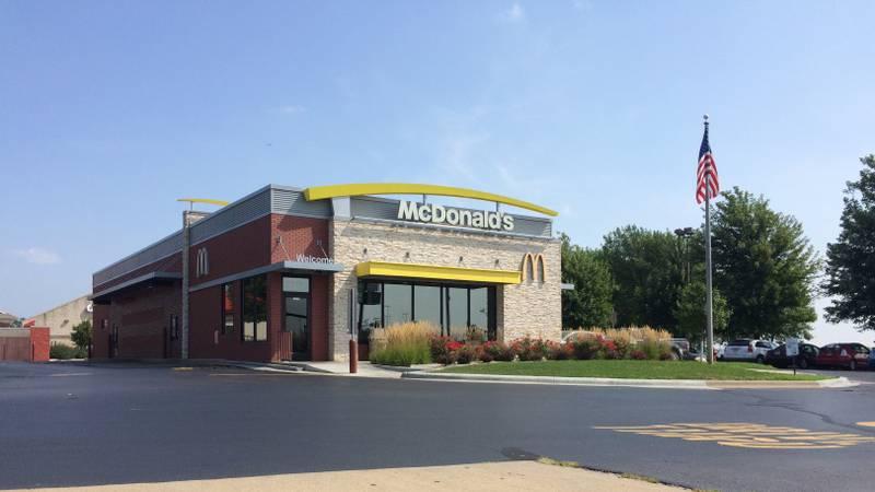McDonald's in Iowa City