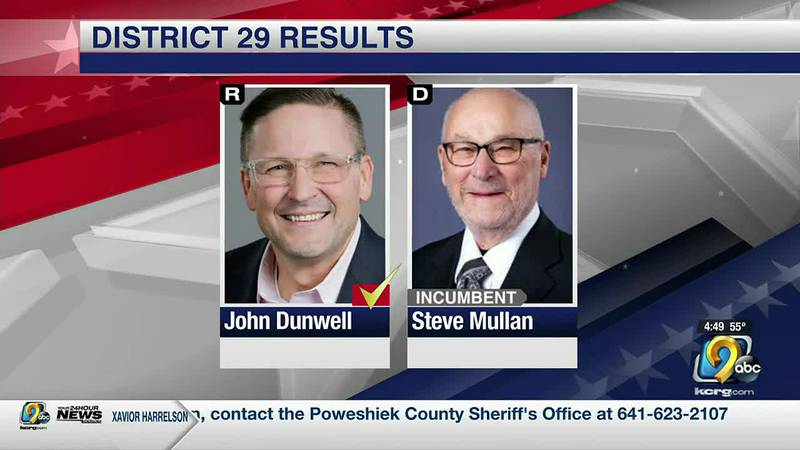 Iowa Republicans have another seat in the state house following Tuesday's special election.