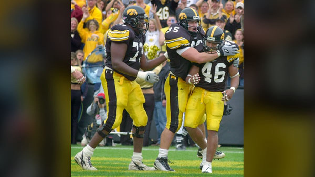 Ladell Betts says the Iowa football program is the same as he remembers it 20 years ago when he...